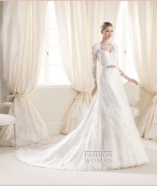 Коллекция свадебных платьев La Sposa 2014 фото №80
