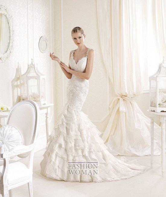 Коллекция свадебных платьев La Sposa 2014 фото №9