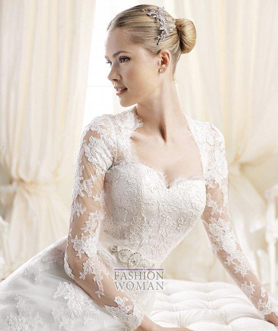 Коллекция свадебных платьев La Sposa 2014 фото №82