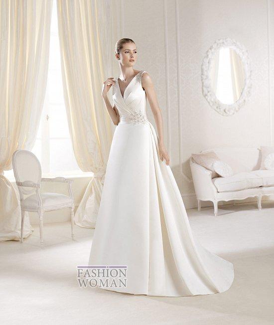 Коллекция свадебных платьев La Sposa 2014 фото №83
