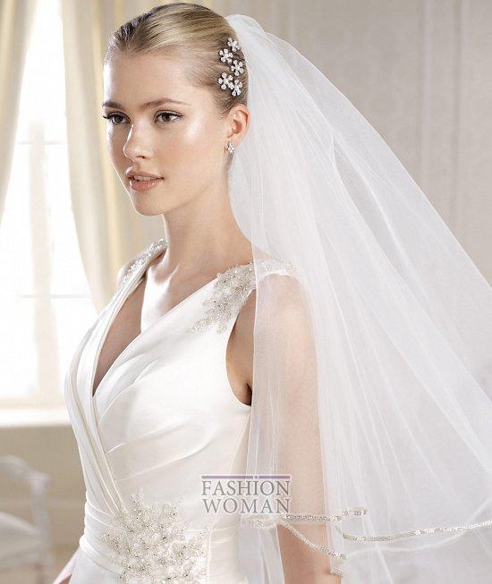 Коллекция свадебных платьев La Sposa 2014 фото №84