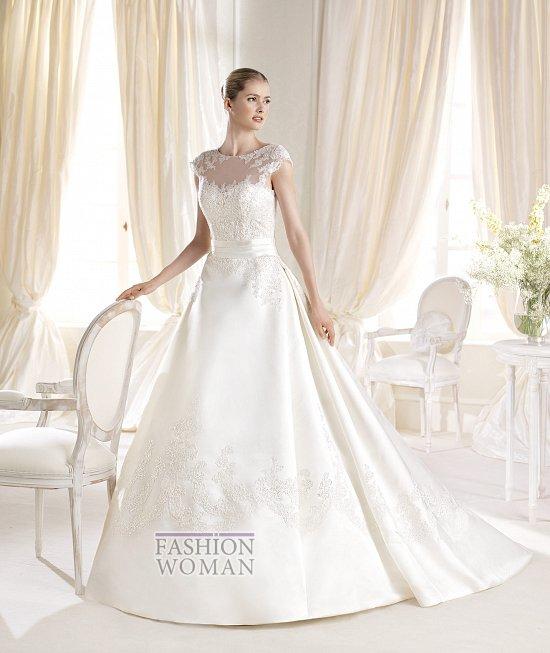 Коллекция свадебных платьев La Sposa 2014 фото №85