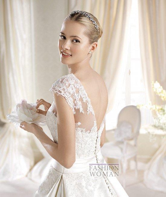 Коллекция свадебных платьев La Sposa 2014 фото №86