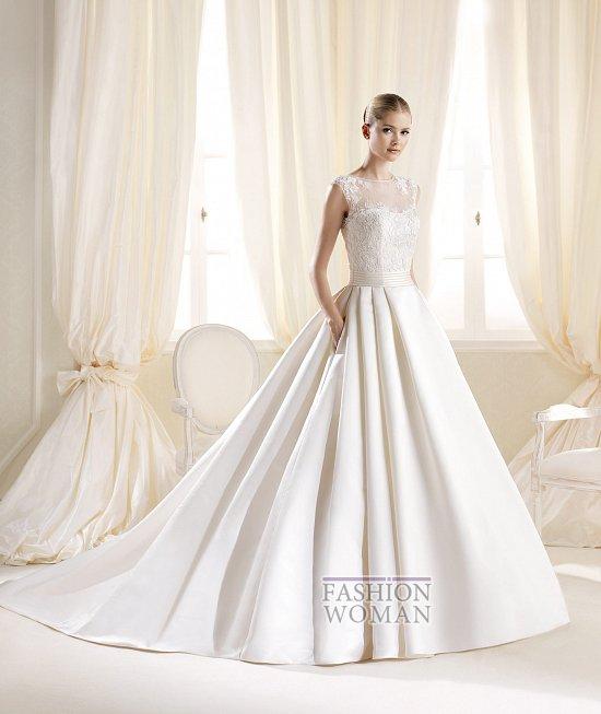 Коллекция свадебных платьев La Sposa 2014 фото №87