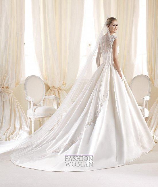 Коллекция свадебных платьев La Sposa 2014 фото №88