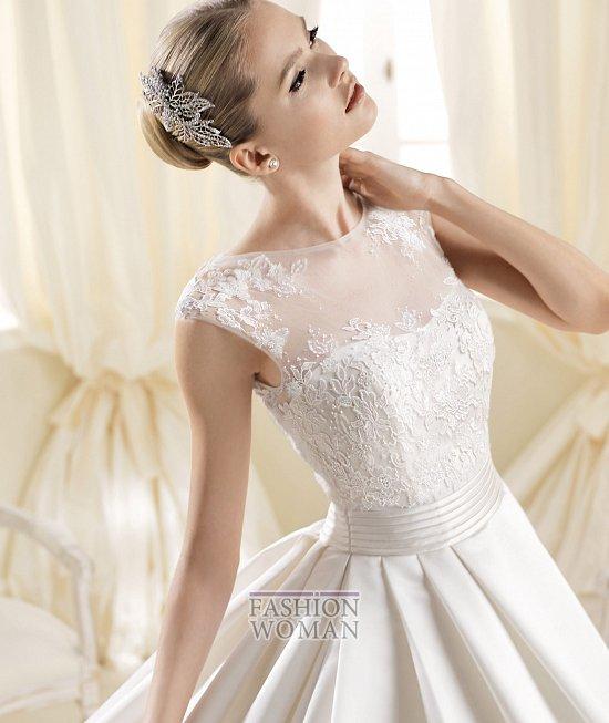 Коллекция свадебных платьев La Sposa 2014 фото №89