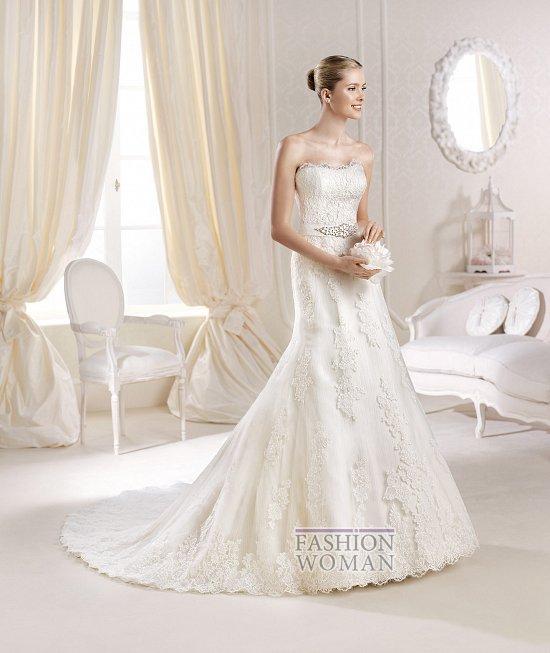 Коллекция свадебных платьев La Sposa 2014 фото №90