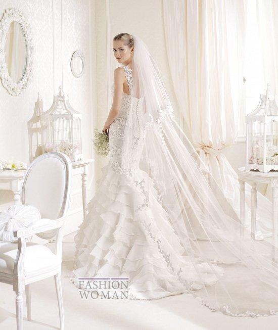 Коллекция свадебных платьев La Sposa 2014 фото №10