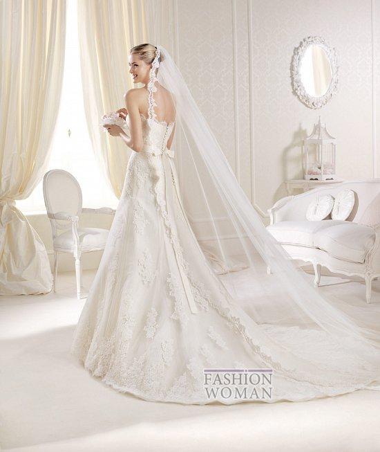 Коллекция свадебных платьев La Sposa 2014 фото №91