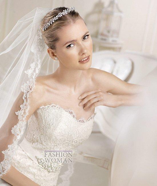 Коллекция свадебных платьев La Sposa 2014 фото №92