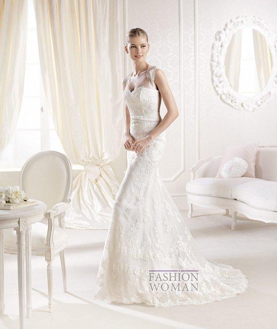 Коллекция свадебных платьев La Sposa 2014 фото №93
