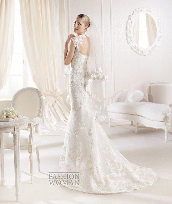Коллекция свадебных платьев La Sposa 2014 фото №94