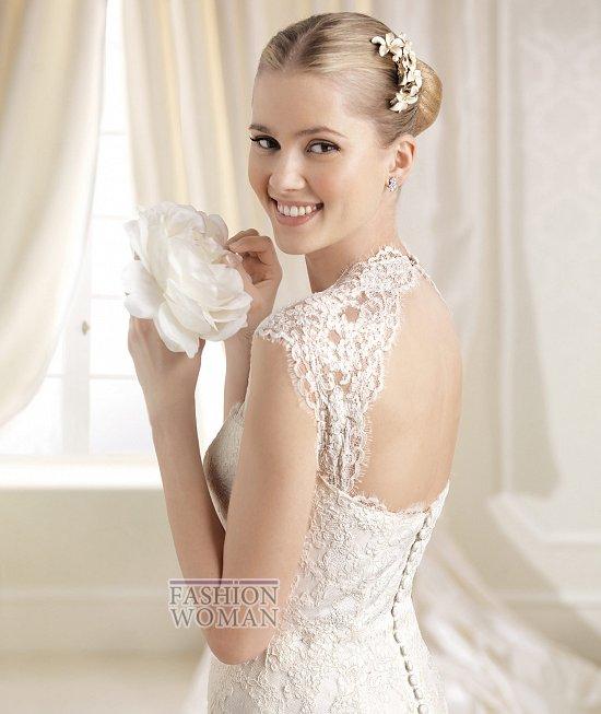 Коллекция свадебных платьев La Sposa 2014 фото №95