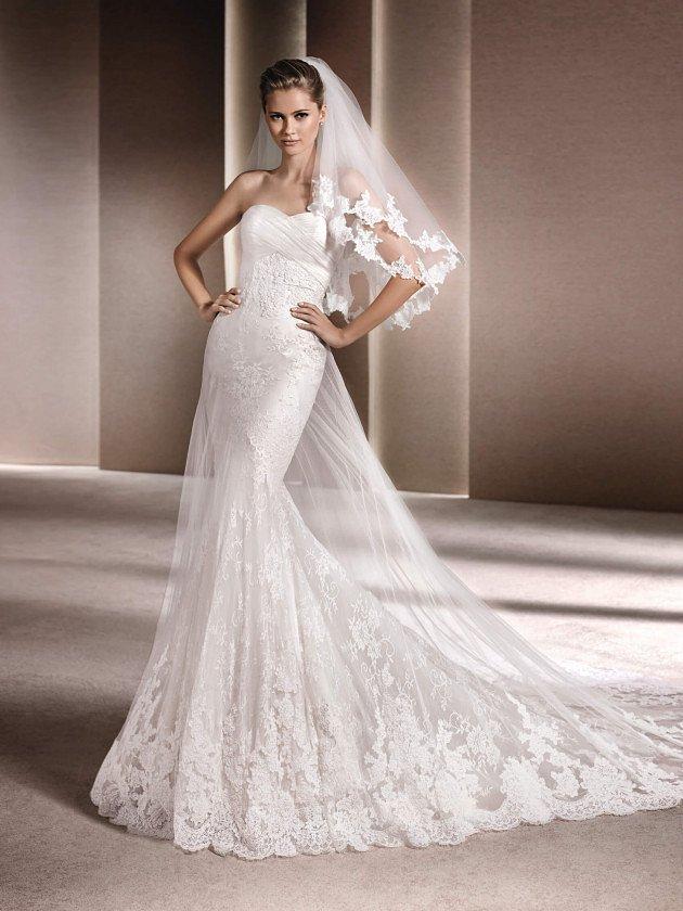 Коллекция свадебных платьев La Sposa 2017 фото №95