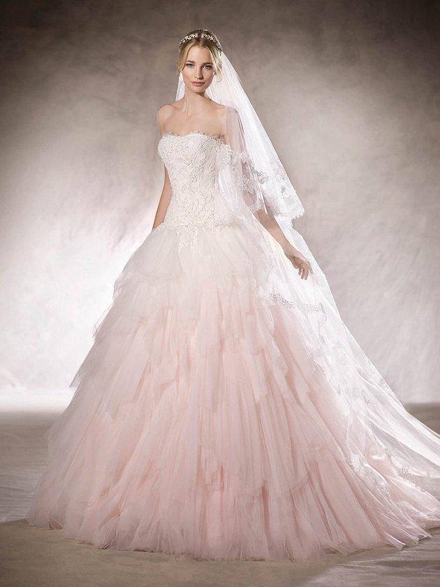 Коллекция свадебных платьев La Sposa 2017 фото №3