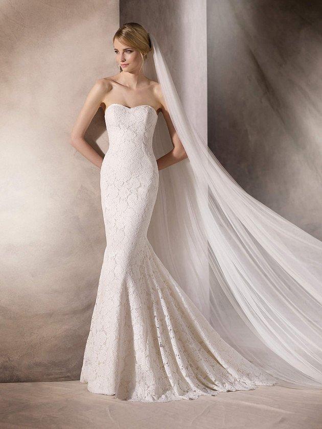 Коллекция свадебных платьев La Sposa 2017 фото №5