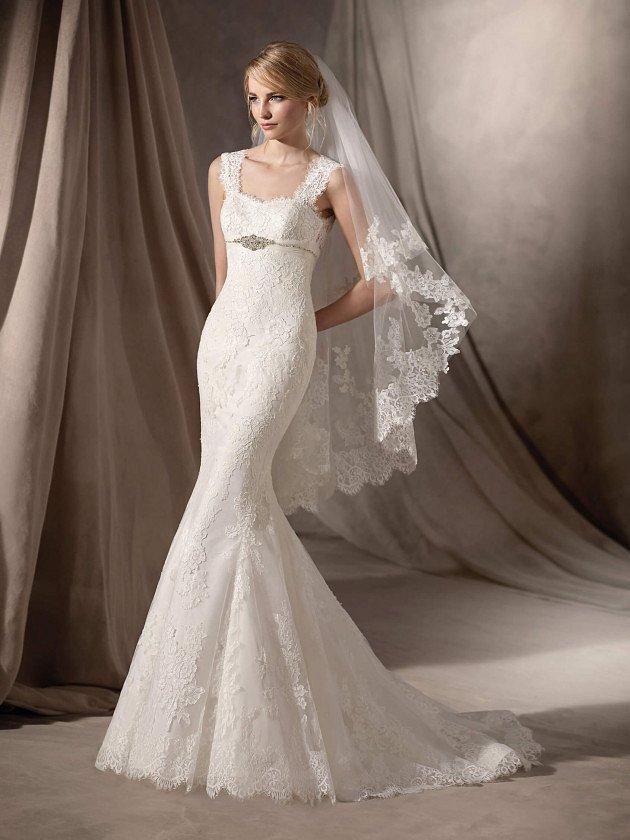 Коллекция свадебных платьев La Sposa 2017 фото №7