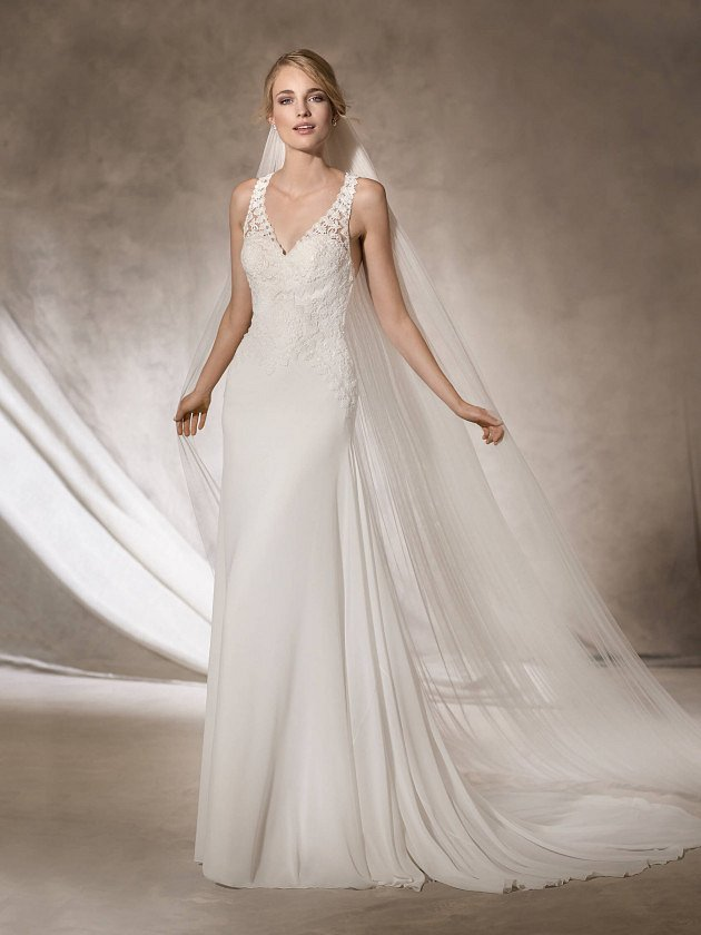 Коллекция свадебных платьев La Sposa 2017 фото №8