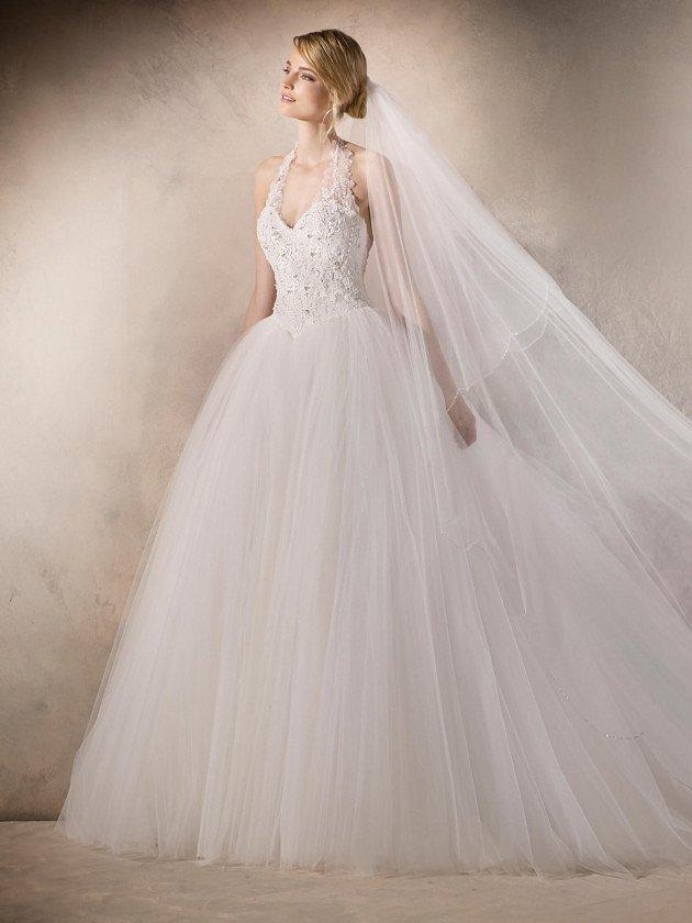 Коллекция свадебных платьев La Sposa 2017 фото №9