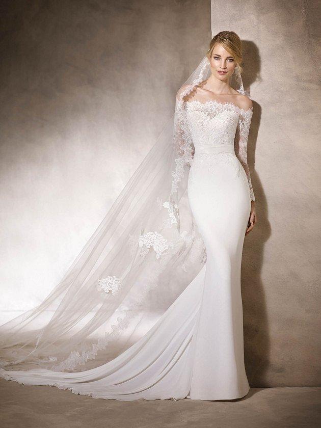 Коллекция свадебных платьев La Sposa 2017 фото №10