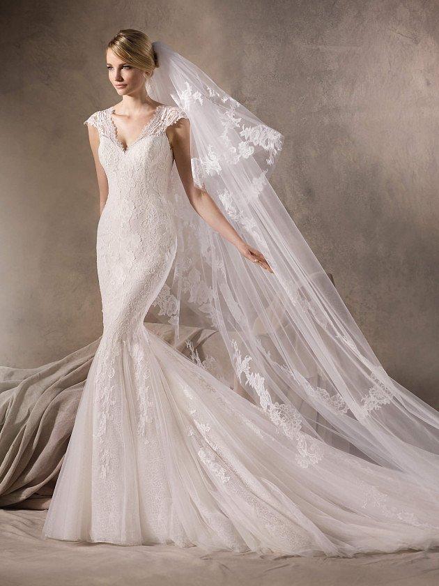 Коллекция свадебных платьев La Sposa 2017 фото №11