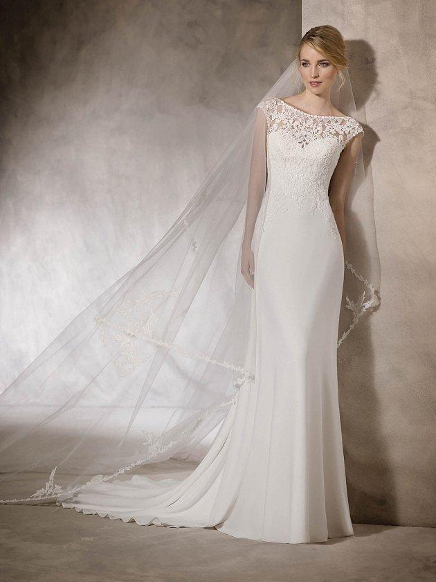 Коллекция свадебных платьев La Sposa 2017 фото №12