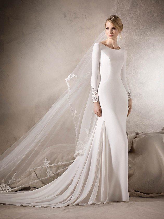 Коллекция свадебных платьев La Sposa 2017 фото №15
