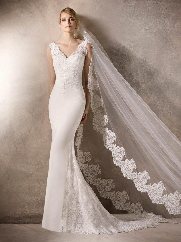 Коллекция свадебных платьев La Sposa 2017 фото №16