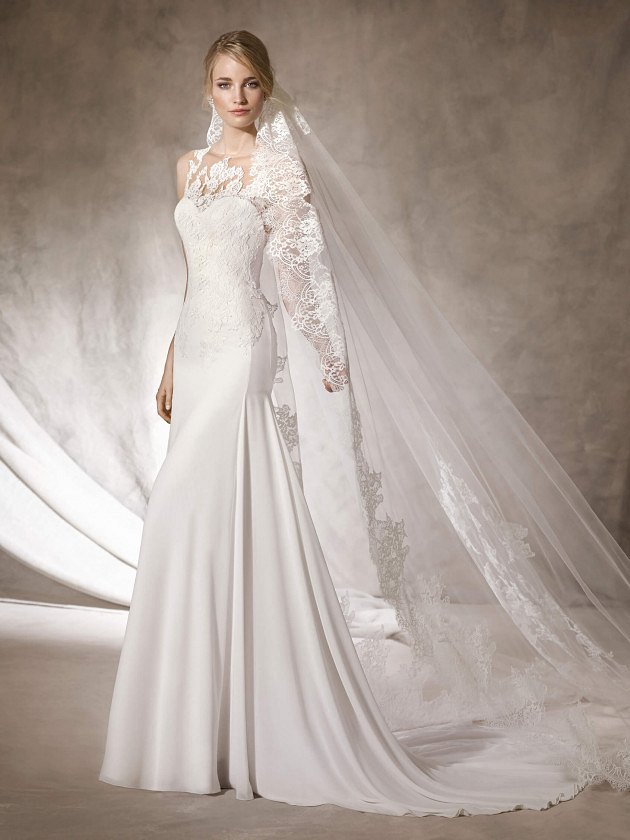 Коллекция свадебных платьев La Sposa 2017 фото №17