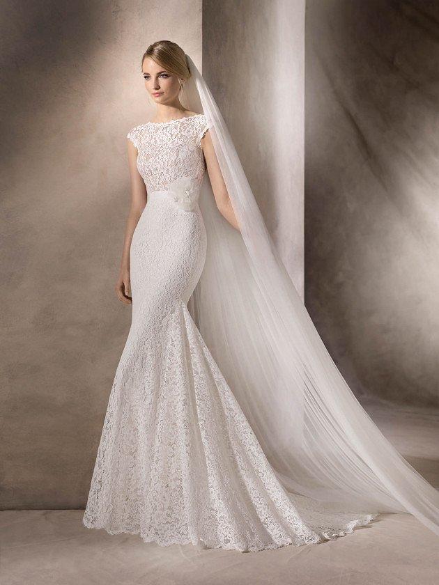 Коллекция свадебных платьев La Sposa 2017 фото №18