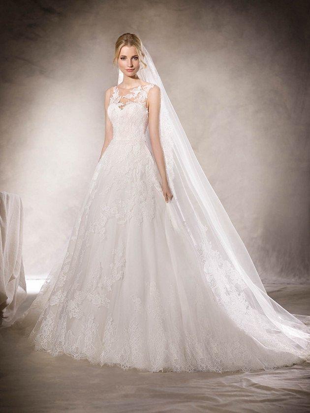 Коллекция свадебных платьев La Sposa 2017 фото №19