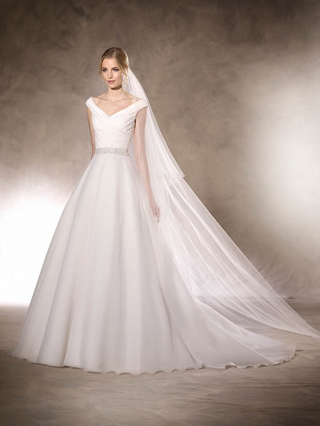 Коллекция свадебных платьев La Sposa 2017