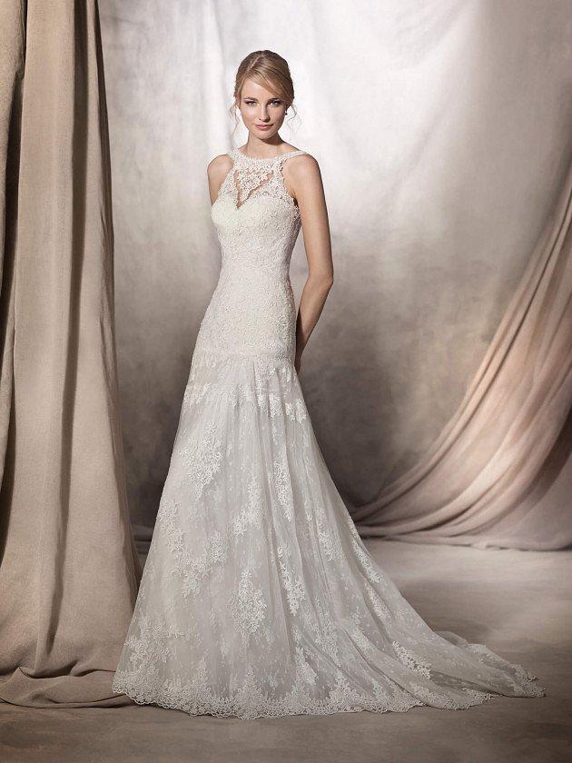 Коллекция свадебных платьев La Sposa 2017 фото №20