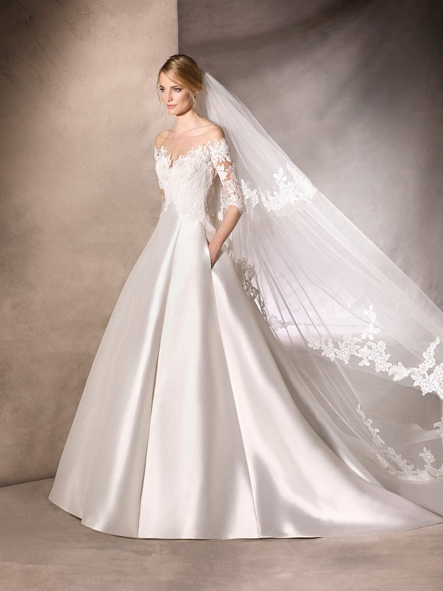 Коллекция свадебных платьев La Sposa 2017 фото №22