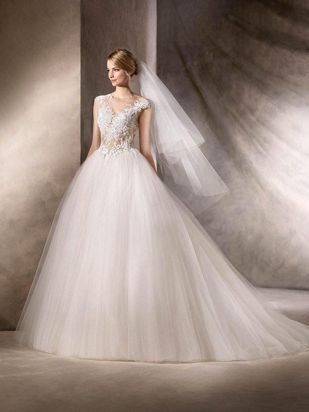 Коллекция свадебных платьев La Sposa 2017 фото №23