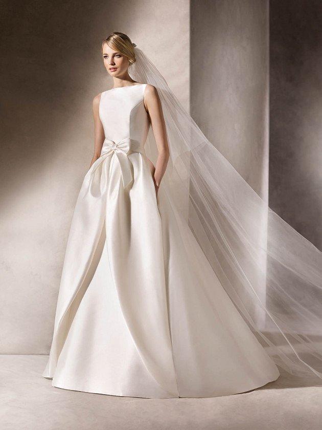 Коллекция свадебных платьев La Sposa 2017 фото №24