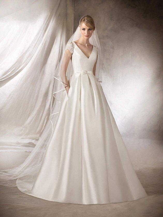 Коллекция свадебных платьев La Sposa 2017 фото №25