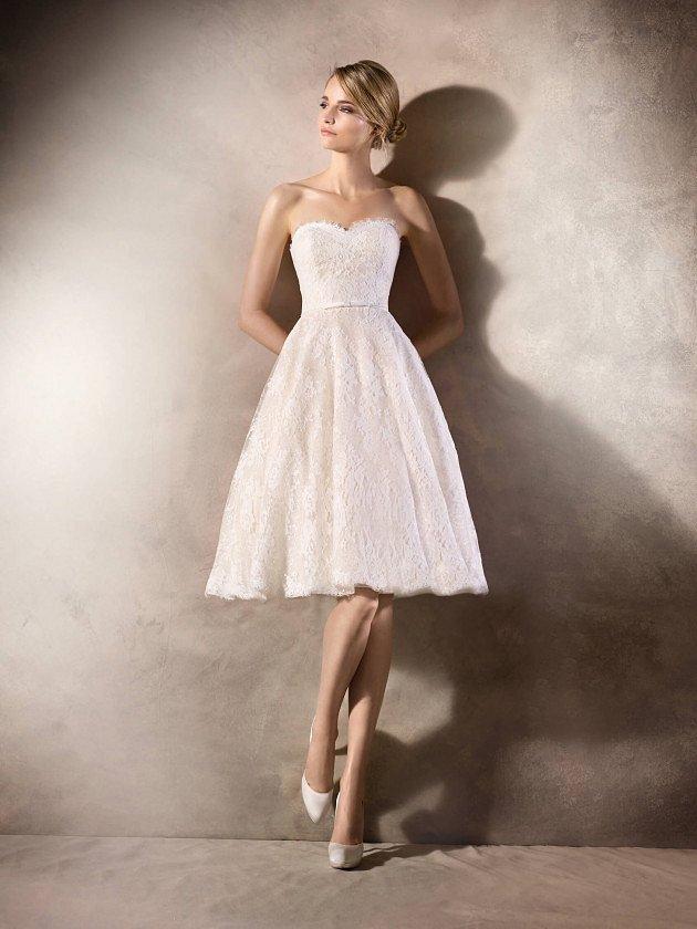 Коллекция свадебных платьев La Sposa 2017 фото №26