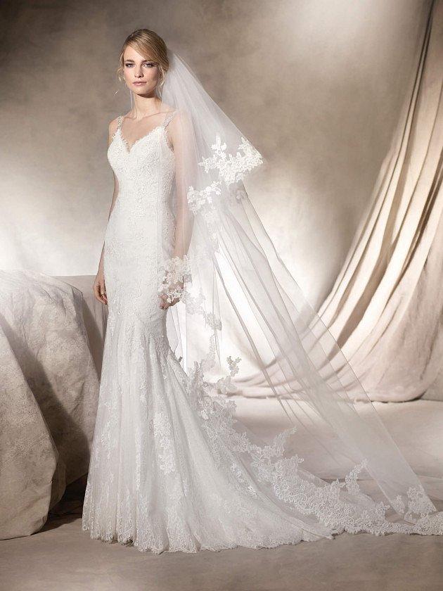 Коллекция свадебных платьев La Sposa 2017 фото №27
