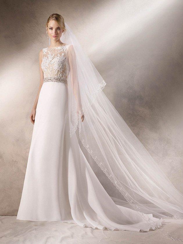 Коллекция свадебных платьев La Sposa 2017 фото №30