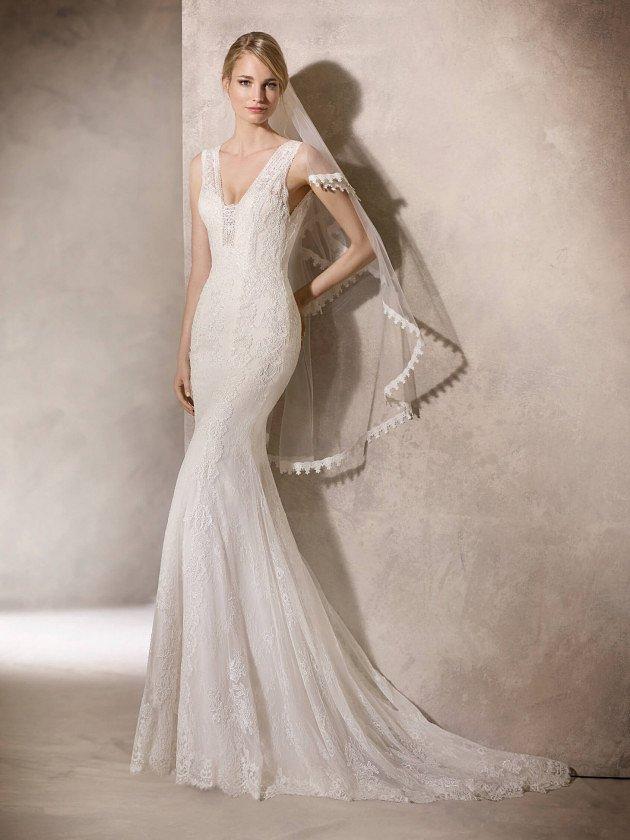 Коллекция свадебных платьев La Sposa 2017 фото №32