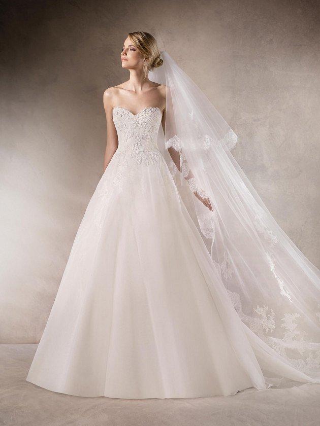Коллекция свадебных платьев La Sposa 2017 фото №33