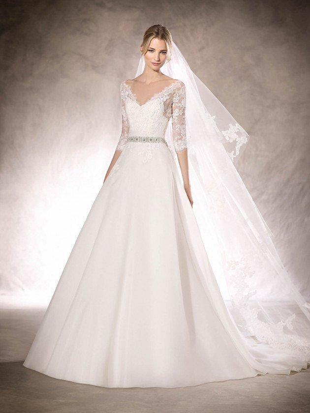 Коллекция свадебных платьев La Sposa 2017 фото №34
