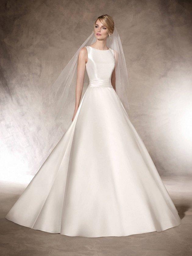 Коллекция свадебных платьев La Sposa 2017 фото №35