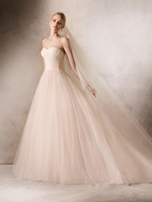 Коллекция свадебных платьев La Sposa 2017 фото №38