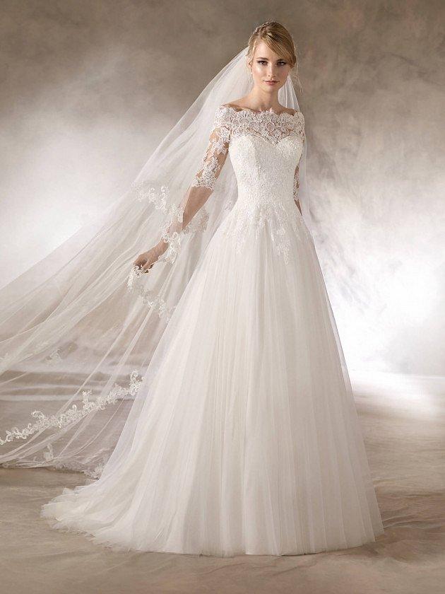 Коллекция свадебных платьев La Sposa 2017 фото №40