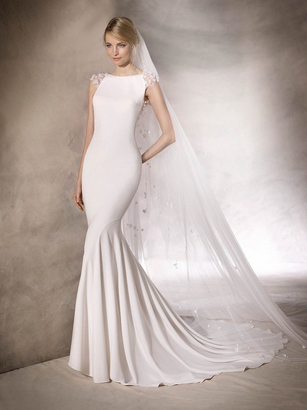 Коллекция свадебных платьев La Sposa 2017 фото №41