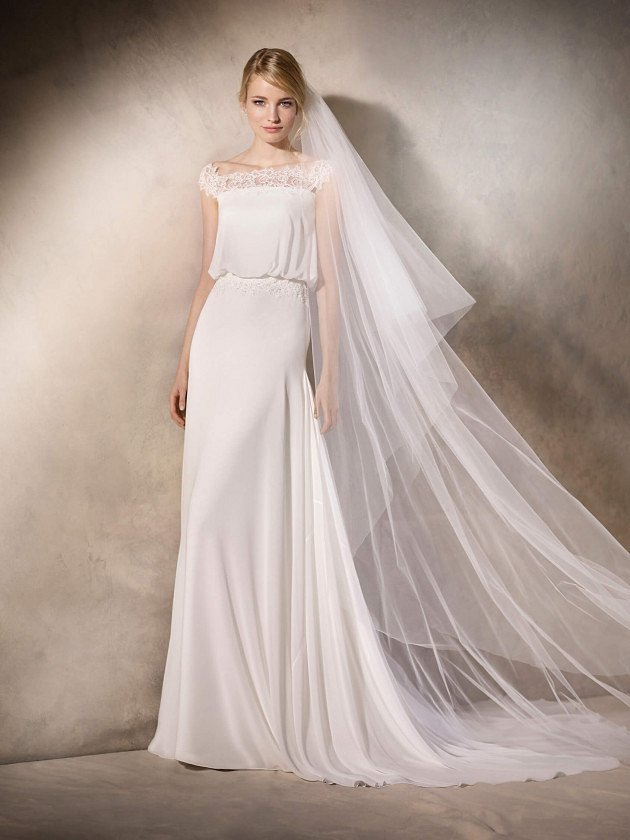 Коллекция свадебных платьев La Sposa 2017 фото №42