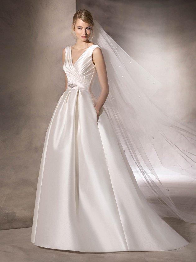Коллекция свадебных платьев La Sposa 2017 фото №43