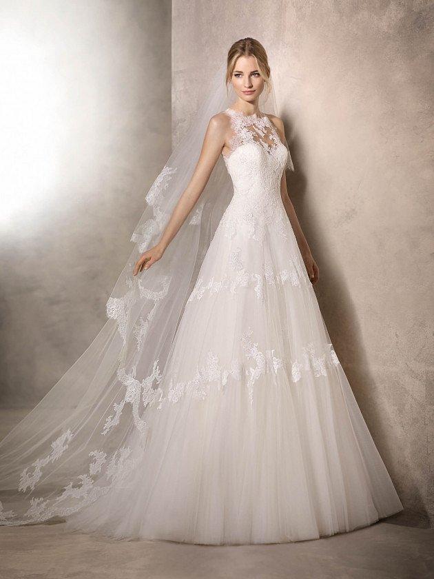 Коллекция свадебных платьев La Sposa 2017 фото №46